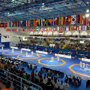 Nuorten olympialaisten karsinnat ja nuorten MM-kilpailut Tunisiassa