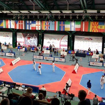 WTE European Taekwondo Championships, Kazan