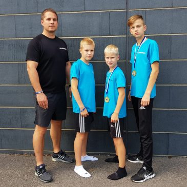 SM-kilpailut Vantaa 2018