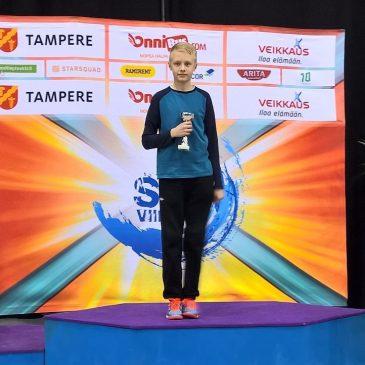 SM-kilpailut, Tampere ja Tampere Cup